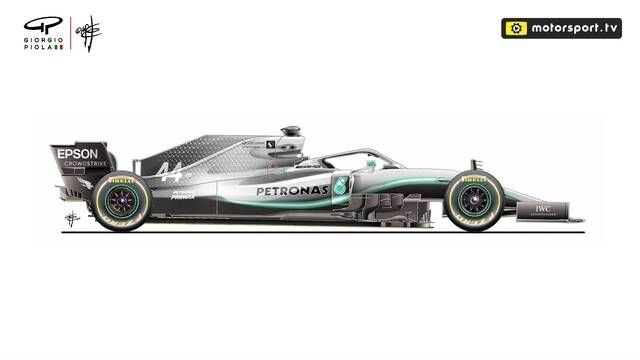 What we can expect from the 2020 F1 Mercedes