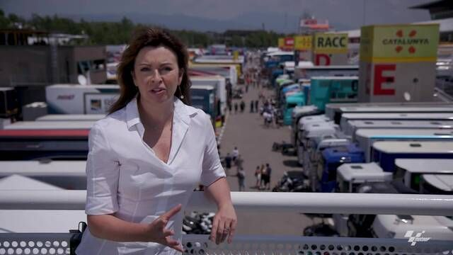 MotoGP Connect with Suzi Perry Part 1