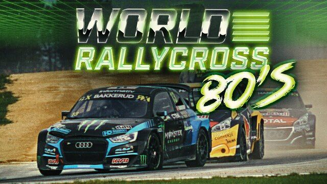 World RX w wersji retro