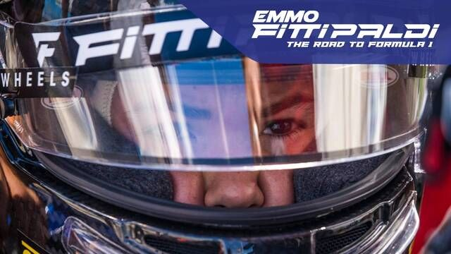 Emerson Fittipaldi Jr. testet Formel 4