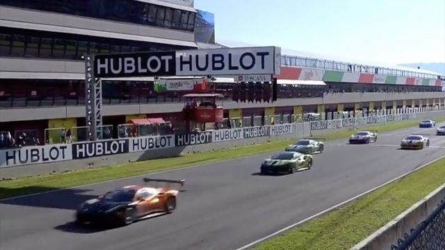 Ferrari Challenge APAC: Race 2 Highlights