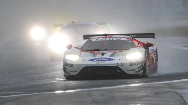 Daytona 24: Bourdais misses the apex