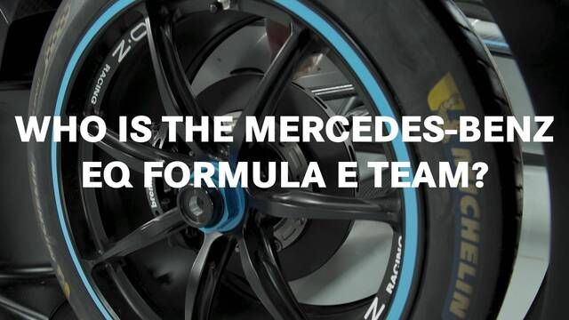 Mercedes-Benz EQ Formel-E-Team: Auto & Team
