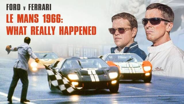 Ford v Ferrari - What really happened