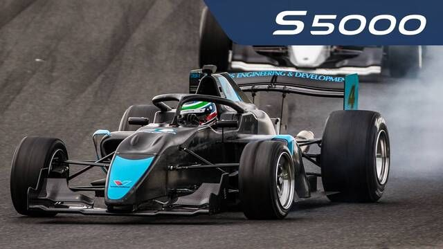 LIVE: S5000-Auftakt in Sandown