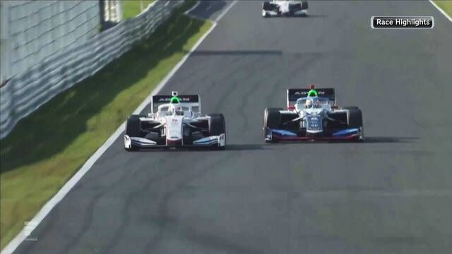 Super Formula Round 7 - Suzuka: race highlights
