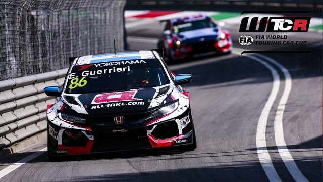 WTCR in Ningbo live bei Motorsport.tv