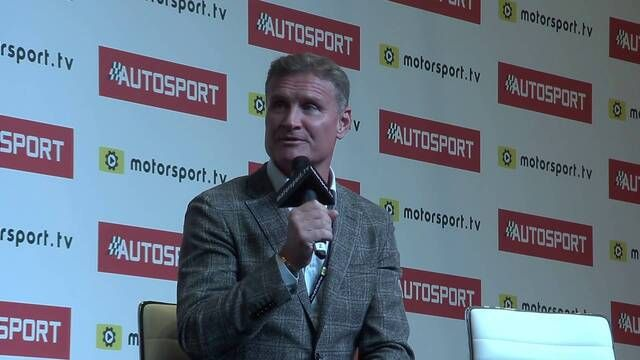 ASI 2020: David Coulthard interview
