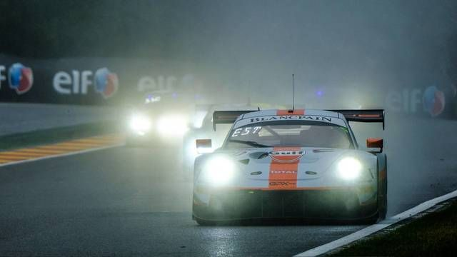 Spa 24 Hours: 5 Hour highlights