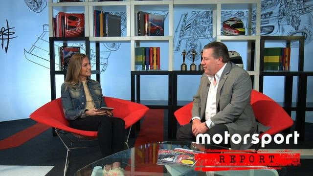 McLaren's Zak Brown on F1 2019 plans