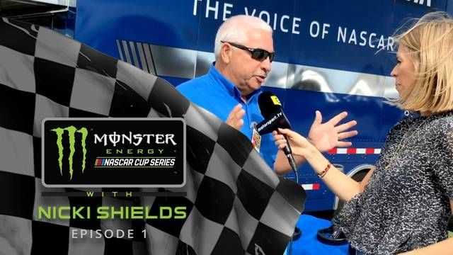 Discovering NASCAR with Nicki Shields 1