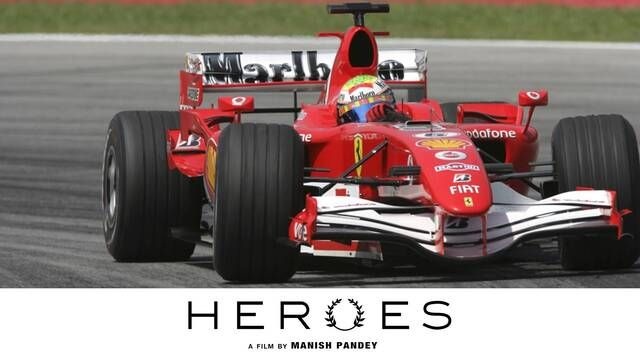 Heroes: Felipe Massa - 'Racing for Ferrari - like a dream come true'