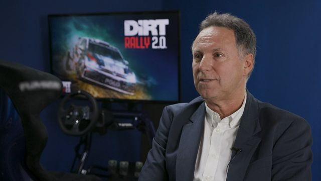 DiRT Rally 2.0 - Wawancara Codemasters CEO: Frank Sagnier