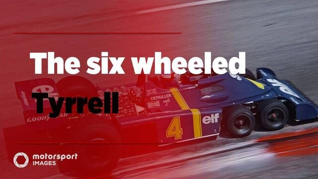 Grand Prix Greats – The six-wheeled Tyrrell