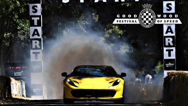 Goodwood Festival of Speed - Giovedì