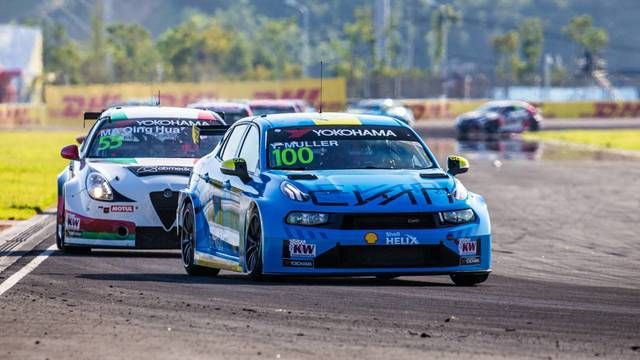 WTCR Ningbo: Highlights 3. Rennen