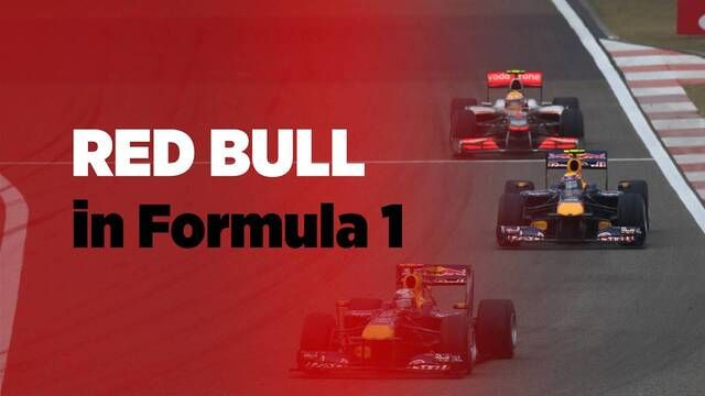 Grand Prix Greats – Red Bull in F1