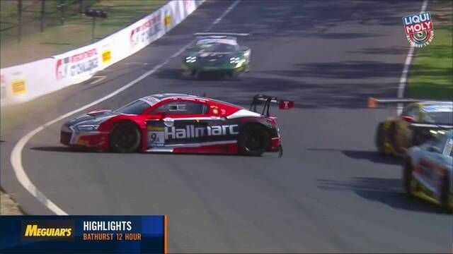 12h Bathurst 2020: Halbzeit-Highlights