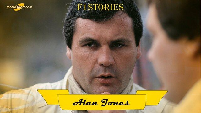 F1 Stories: Alan Jones, la prima volta della Williams