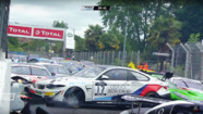 Huge crash at the start of FFSA GT Pau - Race 2