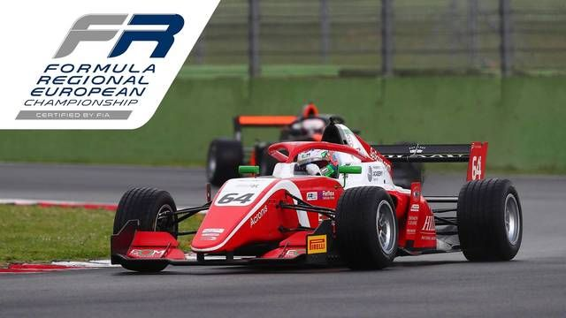 Live: Hungaroring - Race 2