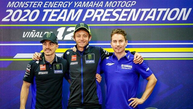 MotoGP: Prezentacja Monster Energy Yamaha