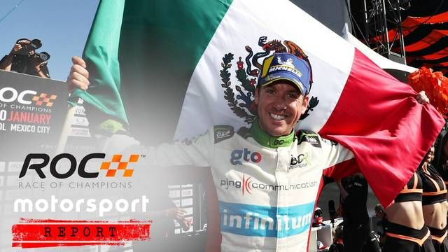 Motorsport Report - #ROCMexico | Race of Champions