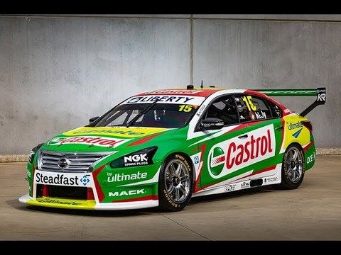 Rick Kelly launches Castrol Racing for 2019