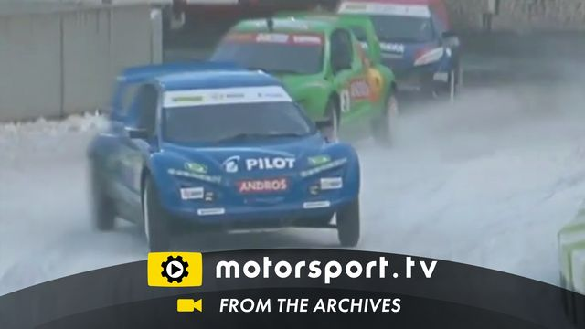 Andros Trophy 2010: electric ice racing