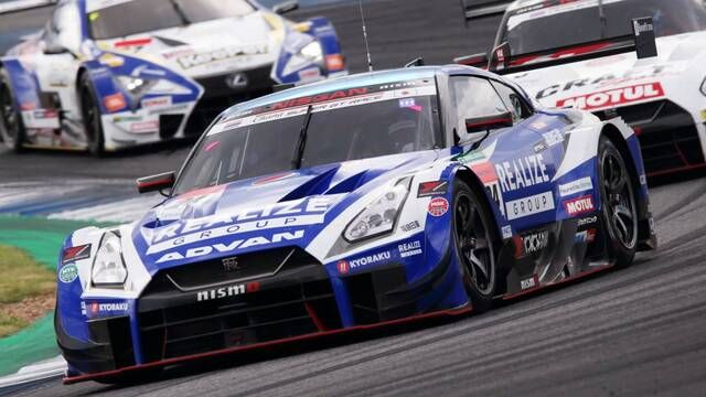 SUPER GT returns for round 7 - Sugo