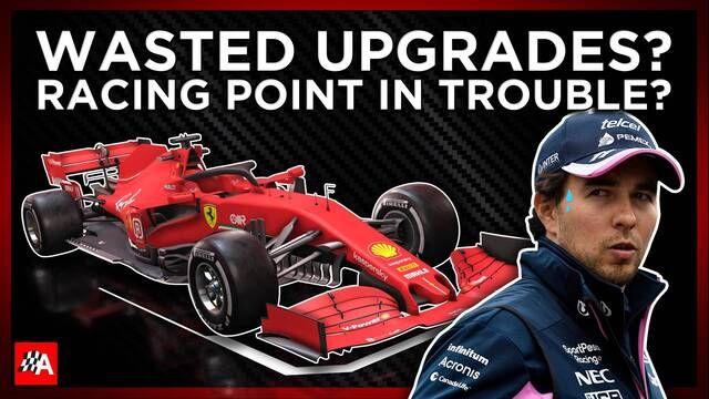 Is Racing Point In Trouble And Were Ferrari's Austrian GP Updates Wasted?