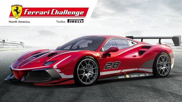 Intro to the Ferrari 488 Challenge Evo