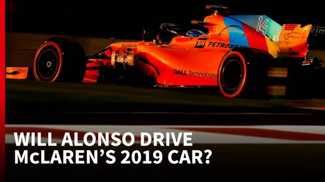 mclaren will bend over backwards to let alonso drive its 2019 car