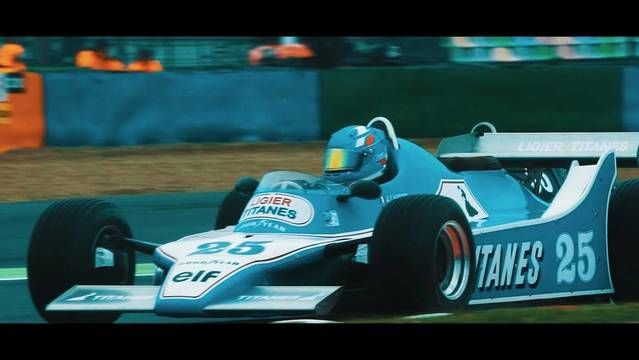 Best of GP de France Historique 2017