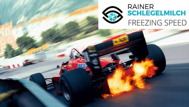 Rainer Schlegelmilch: Freezing Speed