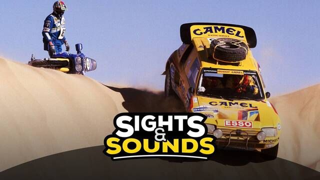 Sights & Sounds: 1990 Paris-Dakar