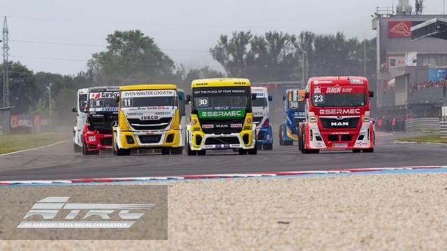Live: ETRC Nürburgring - Friday