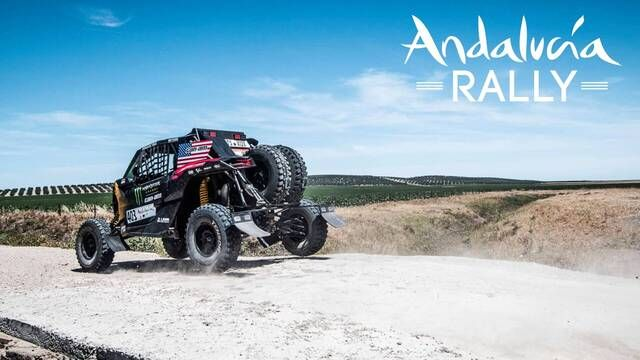 2021 Andalucia Rally Highlights: Stage 3 - SSV