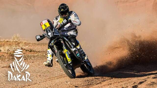 Dakar 2020: Day 5 Highlights - Bikes and Quads