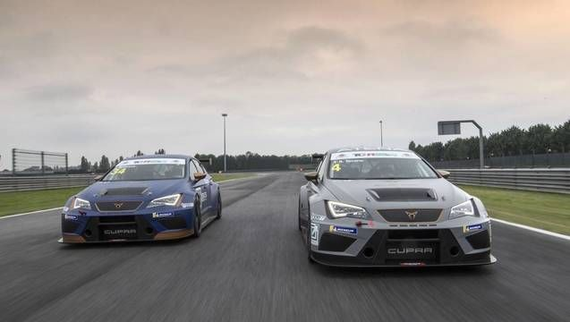 Test Cupra Leon TCR