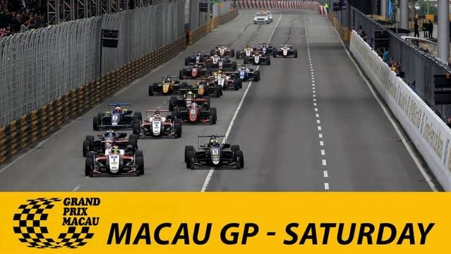 Live: Macau Grand Prix - Saturday