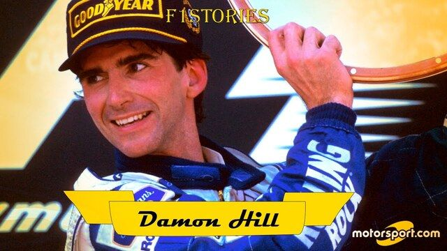 F1 Stories: Damon Hill, il primo mondiale