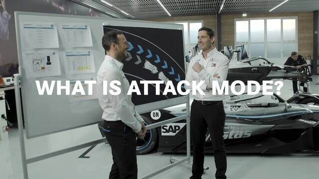 Mercedes-Benz EQ Formula E Team: The specialties of Formula E