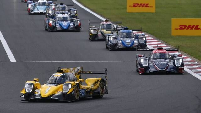 FIA WEC: 6 Hours of Fuji - Race highlights