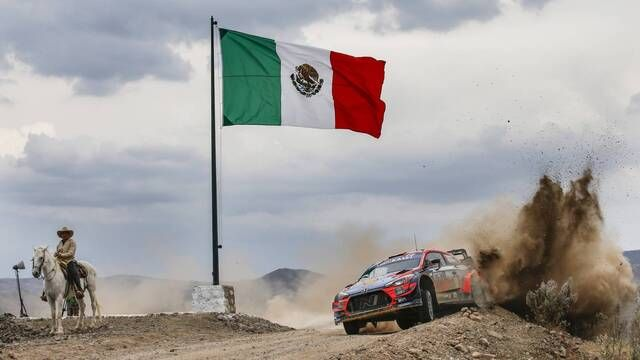 WRC: Rally Mexico Full Highlights