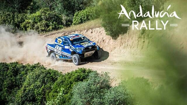 2021 Andalucia Rally Highlights: Stage 2 - Cars