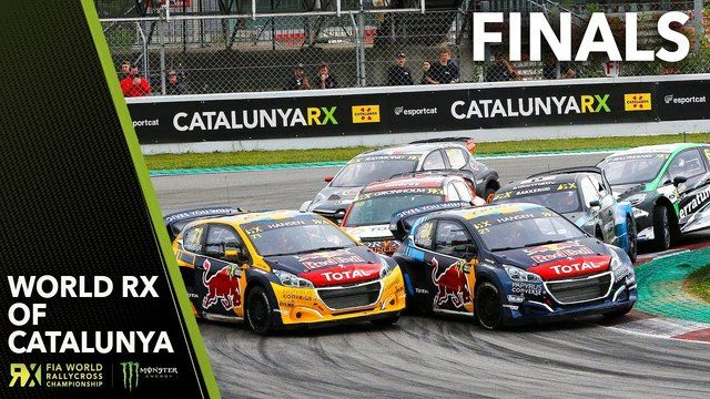 Cooper Tires World RX of Catalunya - Finał