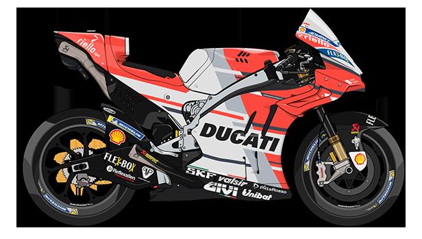 MOTO GP 2018 GRAND PRIX D'ARGENTINE  - Page 2 Ducati