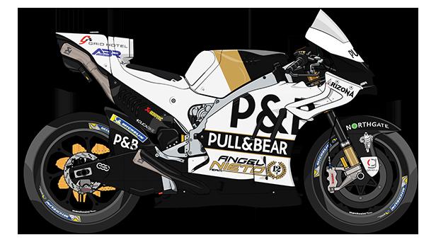 MOTO GP GRAND PRIX DE CATALOGNE 2018 - Page 2 Nieto_2