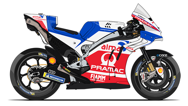 MOTO GP 2018 GRAND PRIX D'ARGENTINE  - Page 2 Pramac